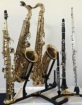Monique's Music Instruments Saxophone Flute Clarinet