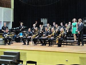 Monique's Music Big Band