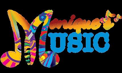 Monique's Music Logo