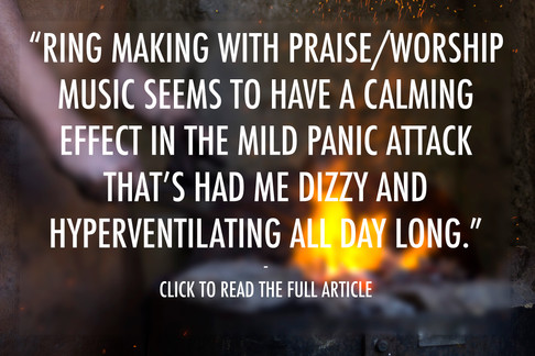 Click to read the full article 'Iron Awe Forge'