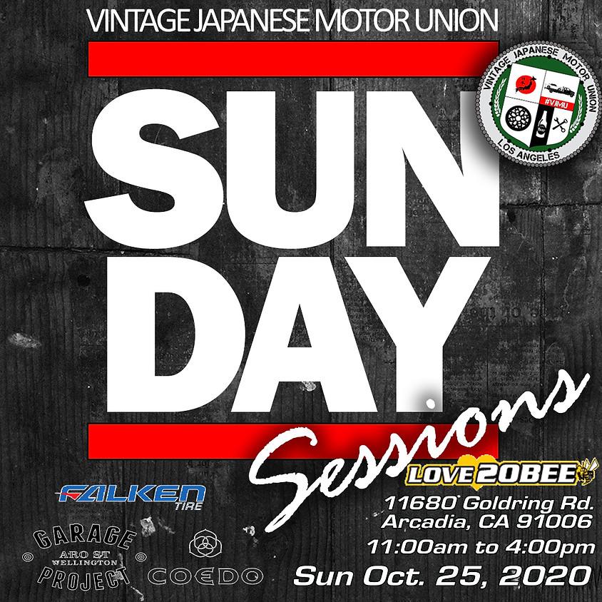 VJMU SUNDAY SESSIONS