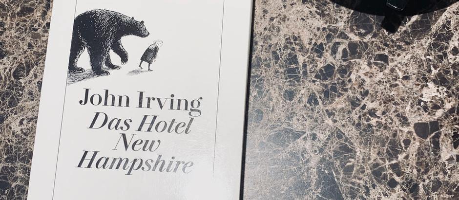 Mein Besuch im Hotel New Hampshire