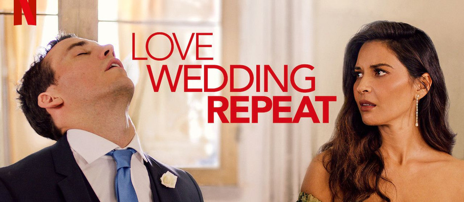 """Love. Wedding. Repeat"" auf Netflix  ..."