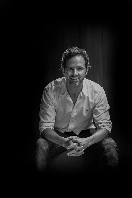 Juan Tamayo, viene desde Colombia y es el Dir. de Planning de Publimark Mullen LOWE