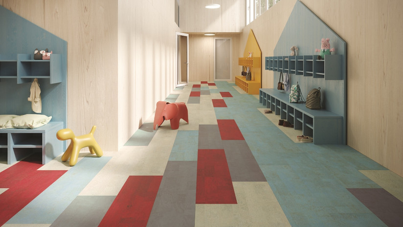 Acabados para pisos Granorte