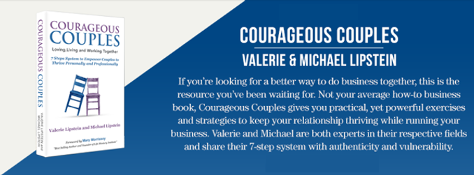 V  M Lipstein - Couragous Couples - FB C