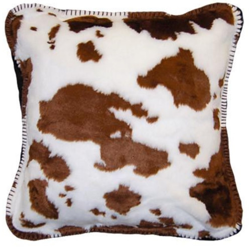 Brown Cow Western Decorative Pillow Awesome Western Decorative Pillows
