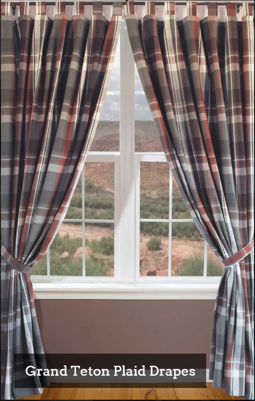 plaid pinterest cool with brown at best for buffalo curtains ideas of drapes home on jpeg room the living spacious decor