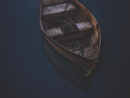 Adrift and bereft