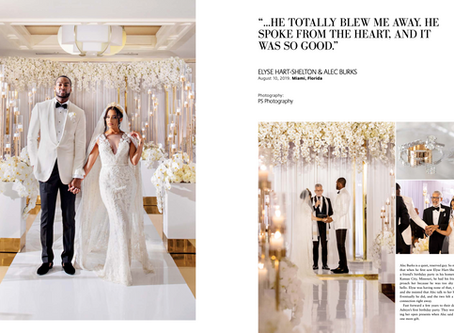 Our Work is Featured on Grace Ormonde Weddings