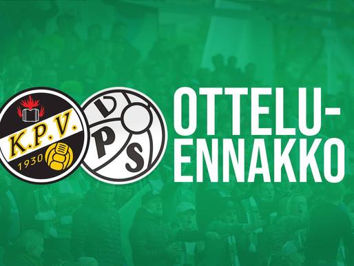 Otteluennakko: Vuoden ensimmäinen Pohjanmaan taisto!