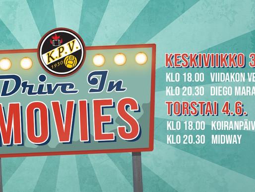 KPV Esittää: Drive In Movies KOKKOLA!