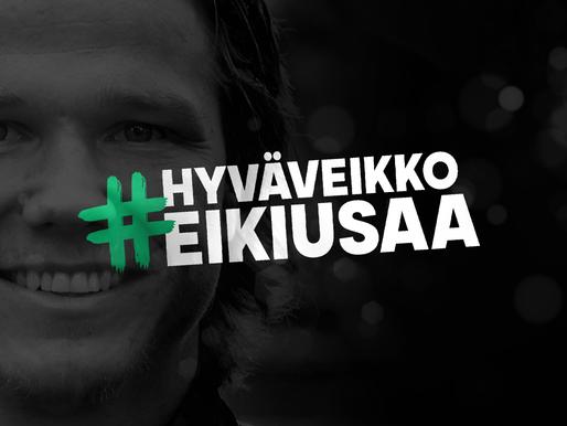 Petteri Forsell on virallinen #HyväVeikkoEiKiusaa-suojelija: Kertoo nyt tarinansa kiusaamisesta!