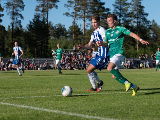 Otteluraportti KPV-HJK 16.6.2020: Päätös Suomen Cup-taipaleelle.