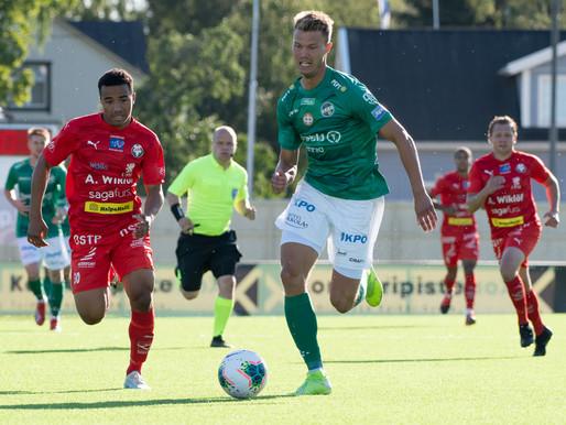 Otteluraportti FF Jaro-KPV su 4.10.2020: Sarjakakkonen kaatui vahvan pelin johdosta!