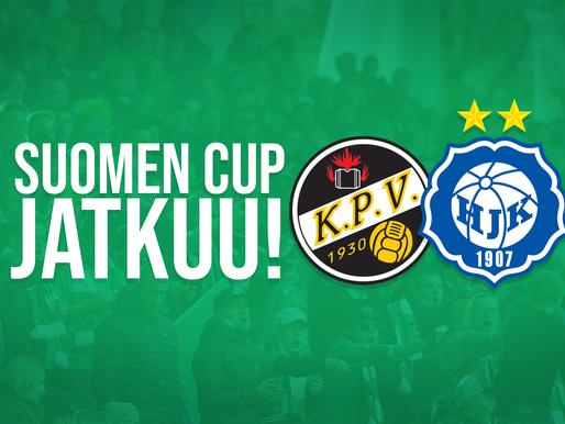 Suomen Cup jatkuu jo kesäkuussa!