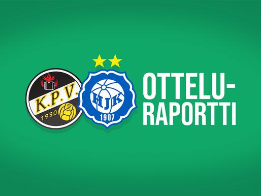 Otteluennakko KPV-HJK 16.6.2020: Wembley suosii kotijoukkuetta!