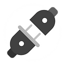 —Pngtree—plug connector icon in trendy_4