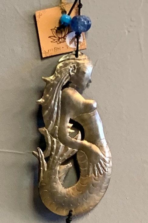 Medium Size Mermaid NM Nana Bells Chime