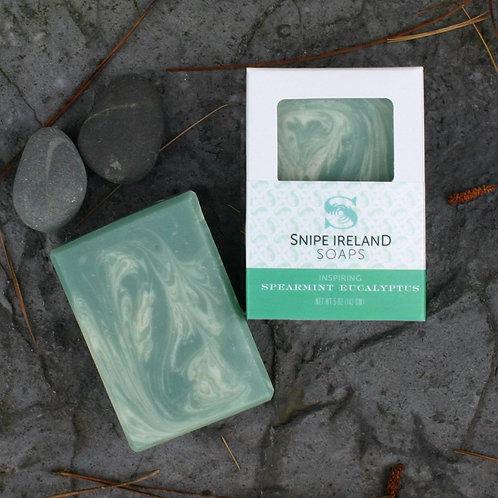 Snipe Ireland Soap - Spearmint Eucalyptus