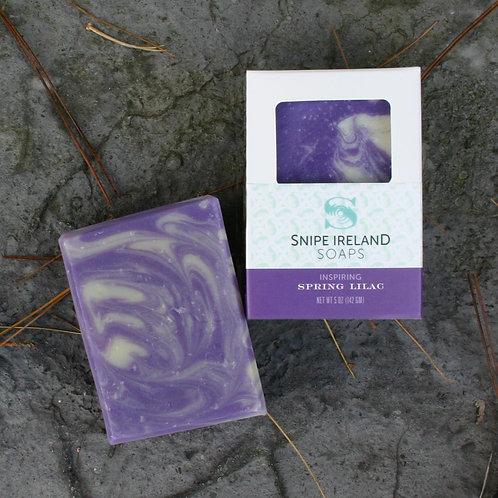 Snipe Ireland Soap - Spring Lilac