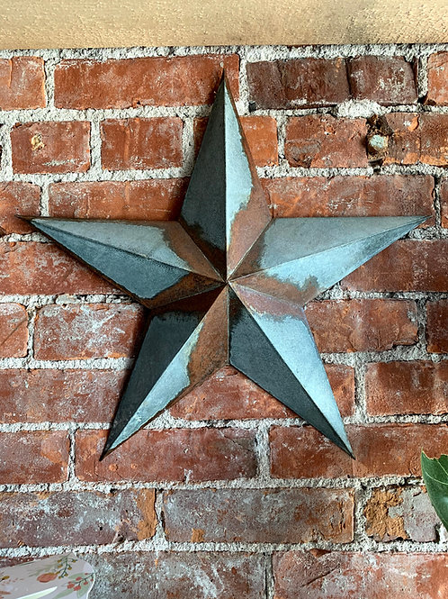 Decorative Metal Hanging Star