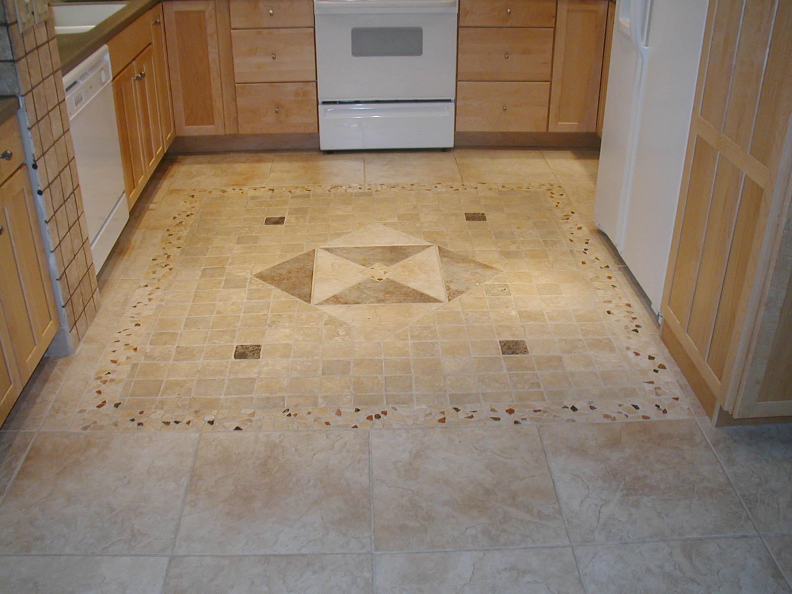 decorations-flooring-nature-travertine-stone-floor-tiles-with-elegant-oak-kitche