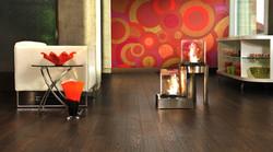 wooden floorboard