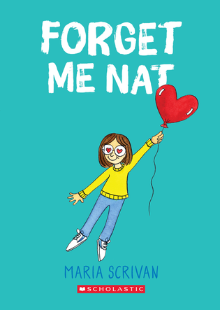 Forget Me Nat, by Maria Scrivan