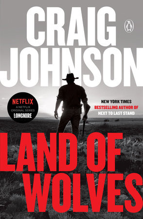 Land of Wolves, by Craig Johnson