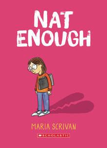 Nat Enough, by Maria Scrivan