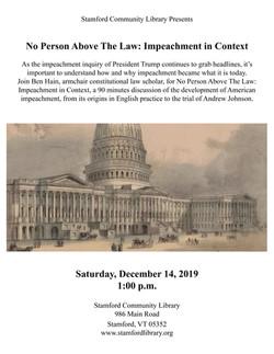 Impeachment Dec 14