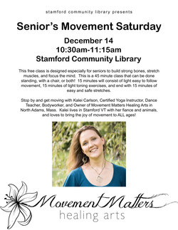 Senior Movement