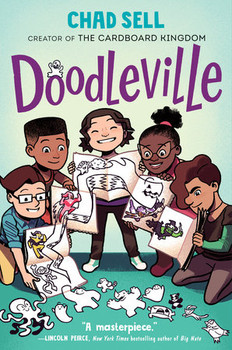 Doodleville, by Chad Sell