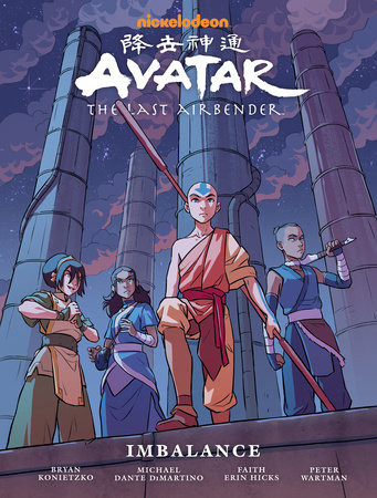 Avatar, The Last Airbender: Imbalance, by
