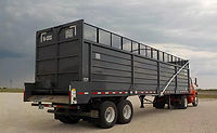Aluchain Chain Floor Trailer Sold