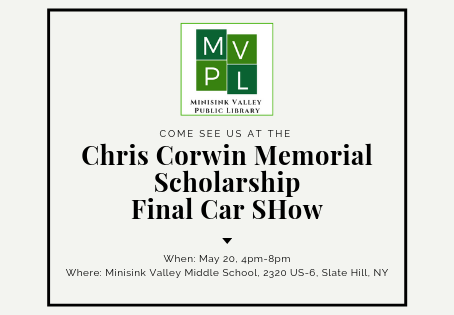 Chris Corwin Memorial Scholarship Final Car Show