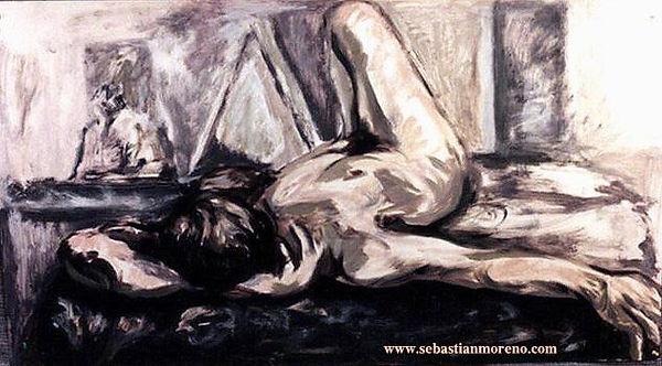 Taller de Arte Nudista en la Sagrera de Barcelona