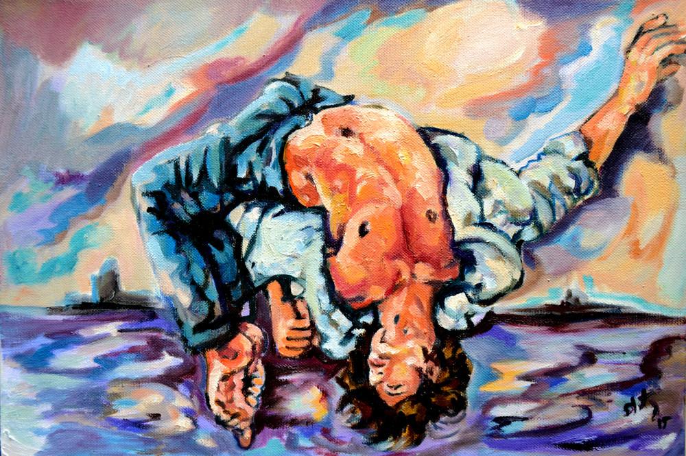 Sebastian Moreno Coronel 2015 En el aire