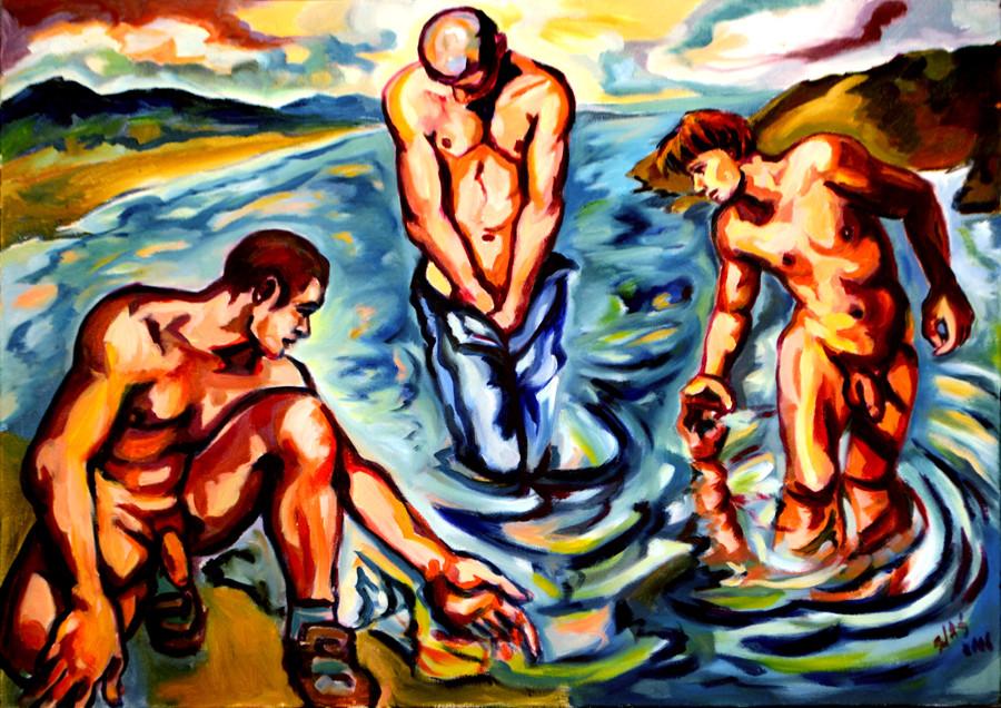 Espiritu en el agua