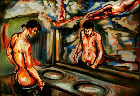Sebastian Moreno 2011 Desnudandote los d