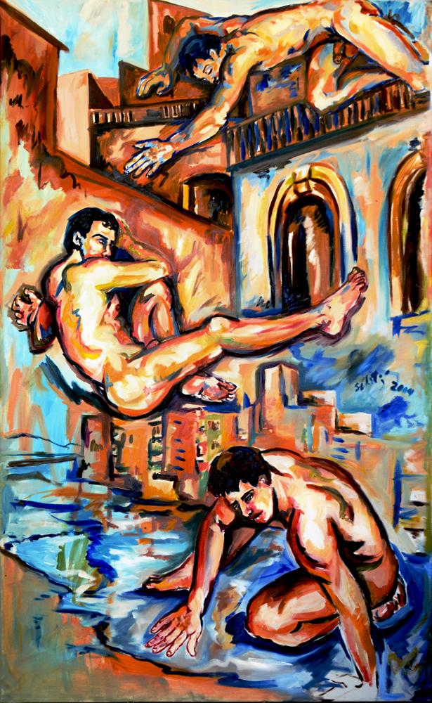 Sebastian Moreno 2004 Fronteras Vivientes 146x94