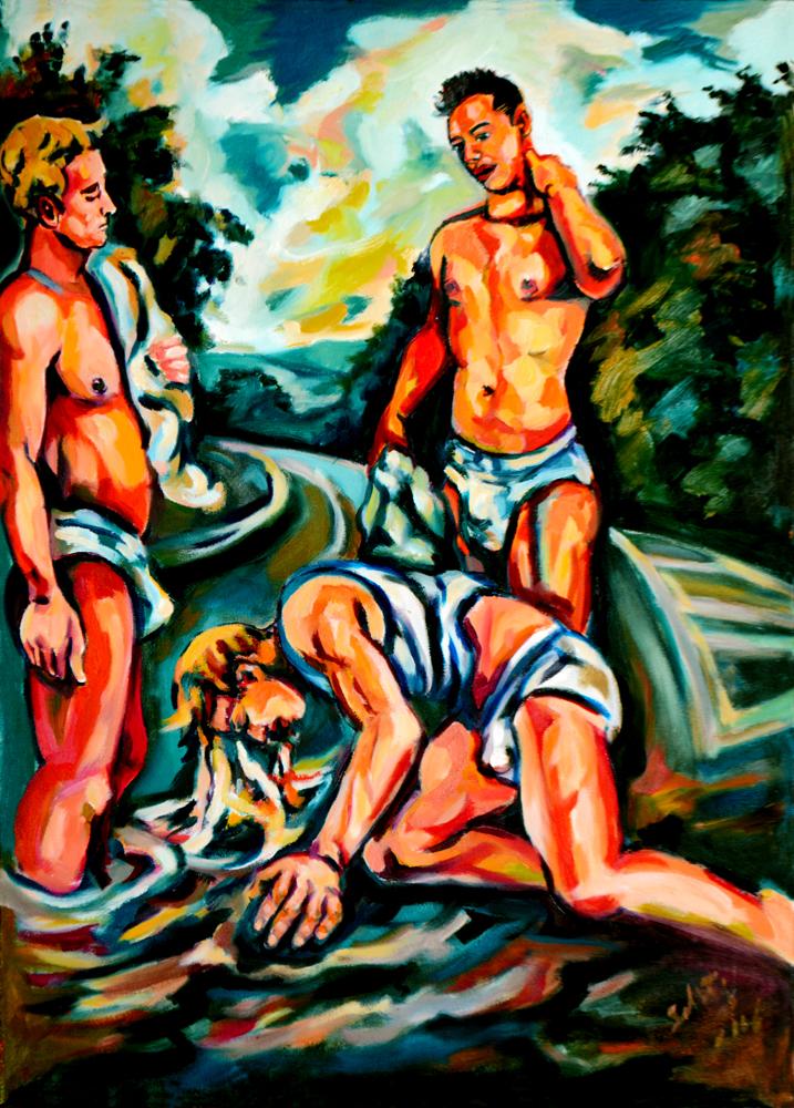 Narcisos en extasis