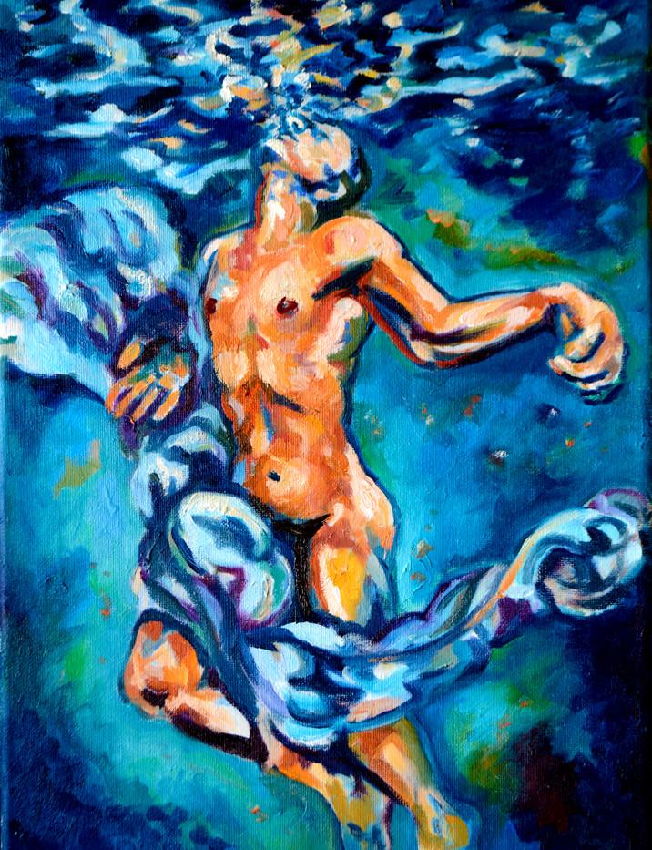 Sebastian Moreno Coronel 2015 Inmersion