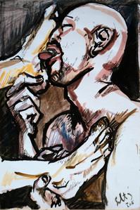 Sebastian Moreno 2005 Sabor en camino21x