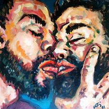 "Sebastian Moreno  2021  ""Amor comestible"""