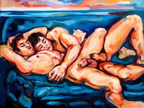 Dormir desnudos en pareja tiene más beneficios de los que crees