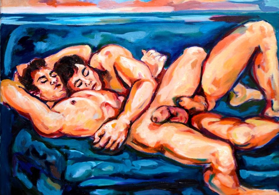 Sebastian Moreno Coronel 2015 Amor Satisfecho