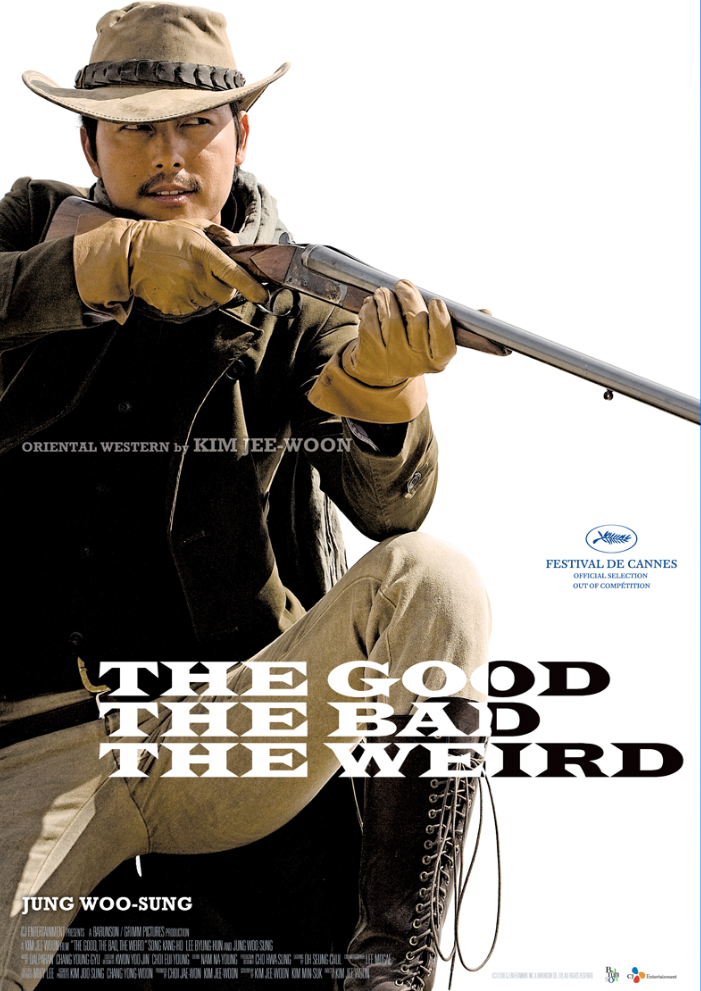 THE GOOD THE BAD THE WEIRD