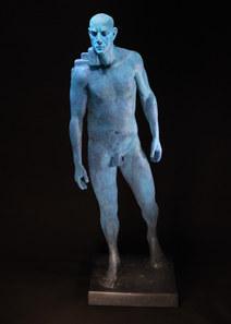 """""""Man in blue"""""""